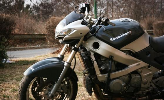 moto-gymkhana